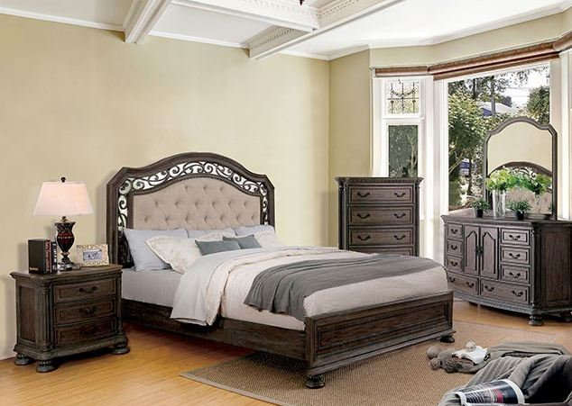 PERSEPHONE Bed Frame ( CM7661 )