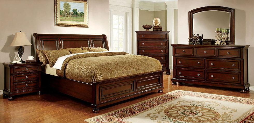 NORTHVILLE Bed Frame ( CM7682 )