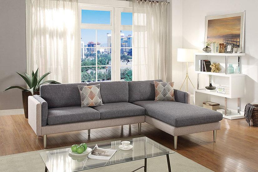 2-Pcs Sectional Sofa | F6551