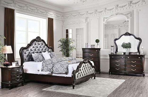 BETHESDA Bed Frame ( CM7426 )