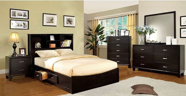BROOKLYN Bed Frame ( CM7053 )
