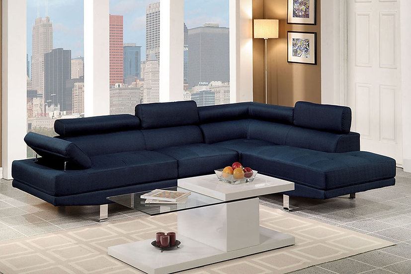 2-Pcs Sectional Sofa | F7569