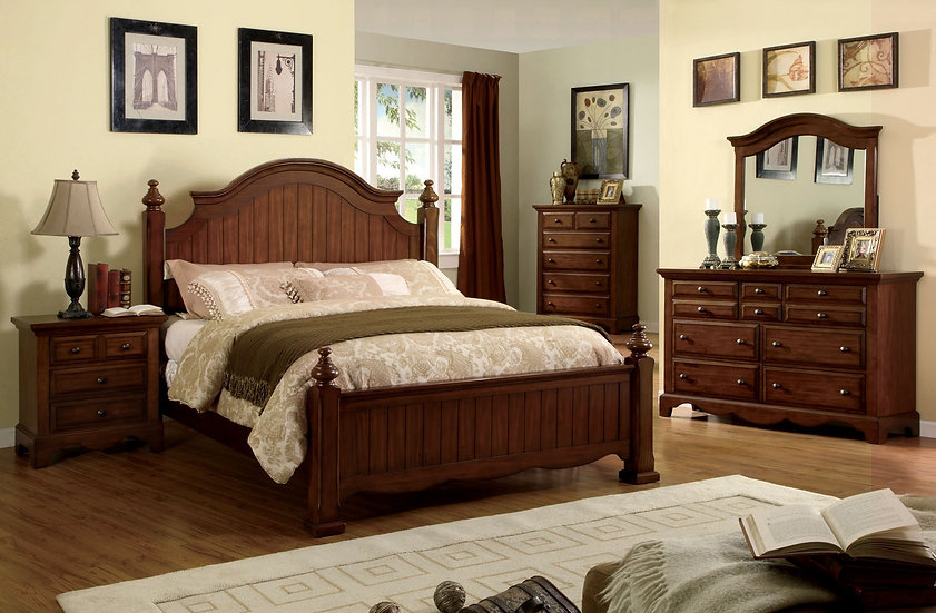 PALM COAST Bed Frame ( CM7888 )