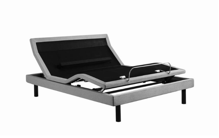 Negan Adjustable Bed base/ massager (350112)