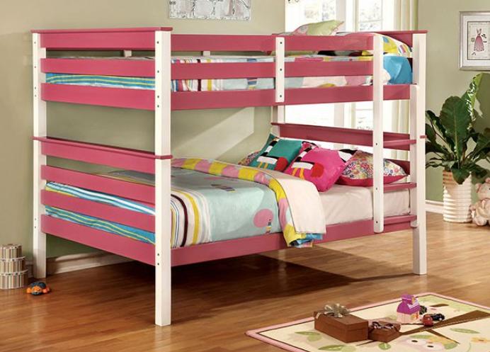 LORREN Full/Full BUNK BED   CM-BK620F
