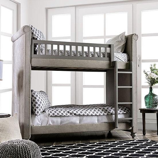SASCHA TWIN/TWIN BUNK BED | CM-BK718