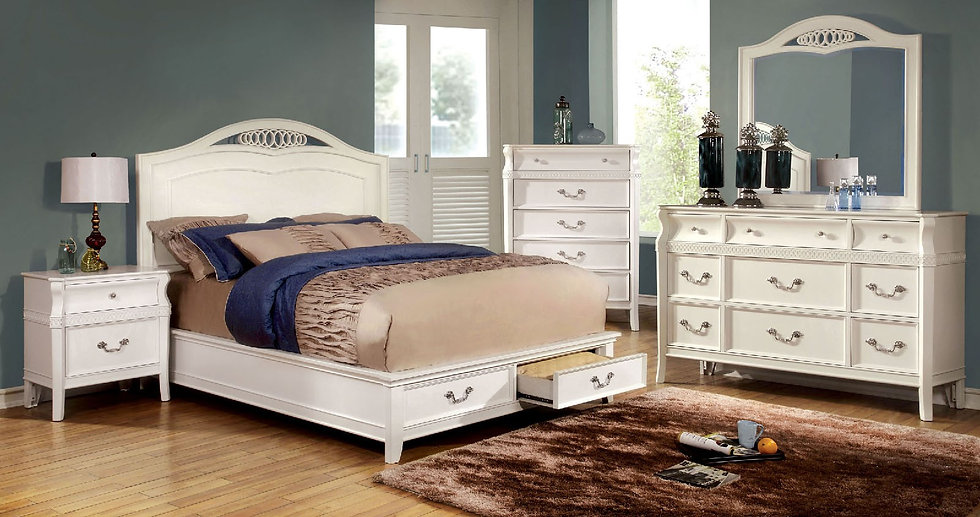 ELVAS Bed Frame ( CM7684 )