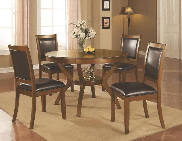 5 piece Dinning Set ( 102171-S5 )