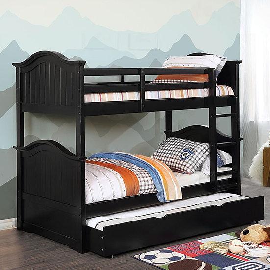 HERMINE TWIN/TWIN BUNK BED   CM-BK635