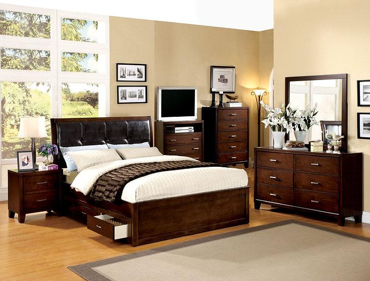ENRICO Bed Frame ( CM7067 )