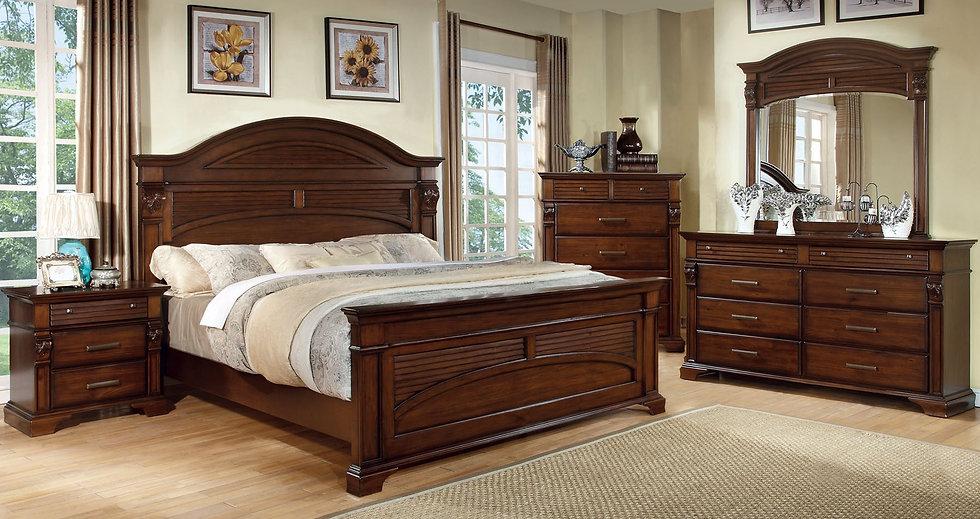 DARIUS Bed Frame ( CM7366 )
