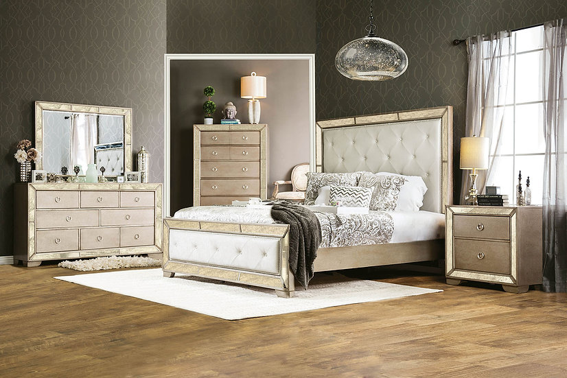 LORAINE Bed Frame ( CM7195 )