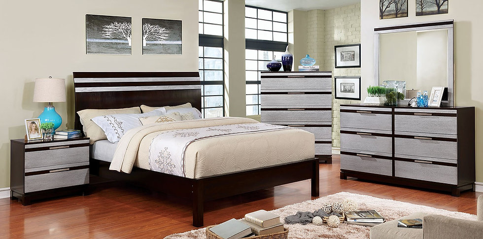 EUCLID Bed Frame ( CM7205 )