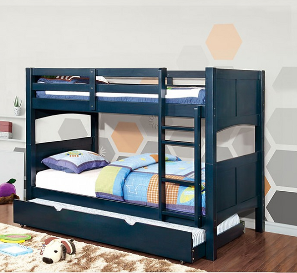 PRISMO II TWIN/TWIN BUNK BED | CM-BK608T