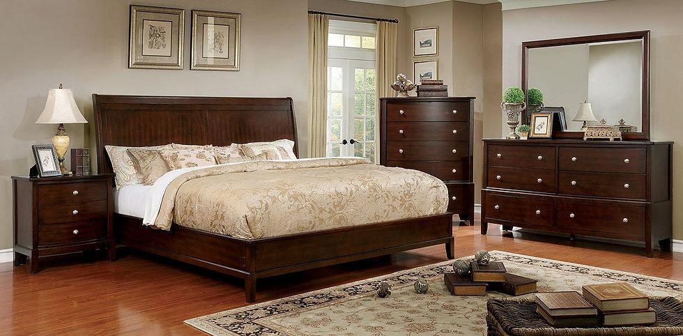 FERRERO Bed Frame ( CM7483 )