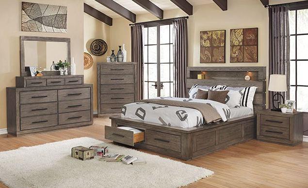 OAKBURN Bed Frame ( CM7048 )