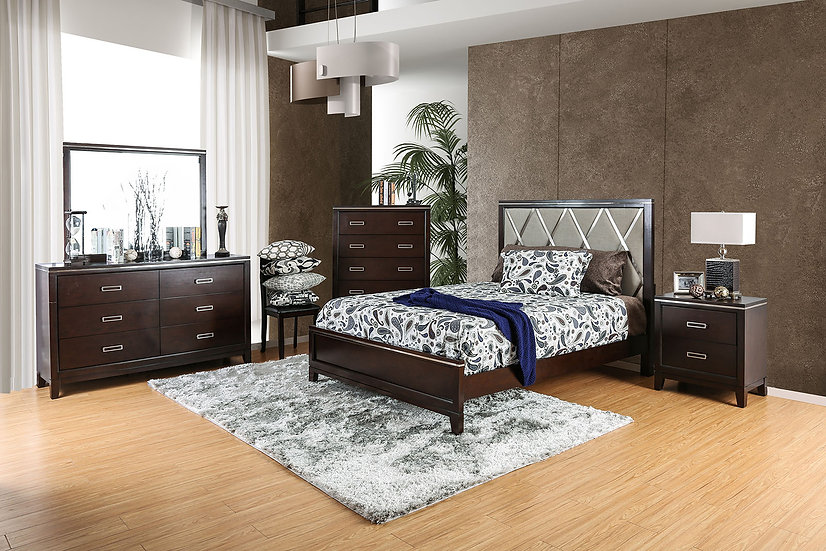 WINNIFRED Bed Frame ( CM7412 )