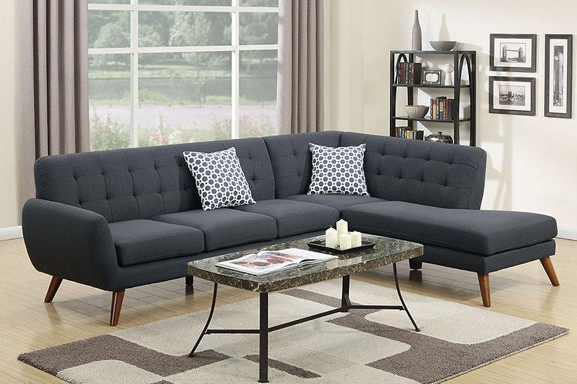 2-Pcs Sectional Sofa | F6953