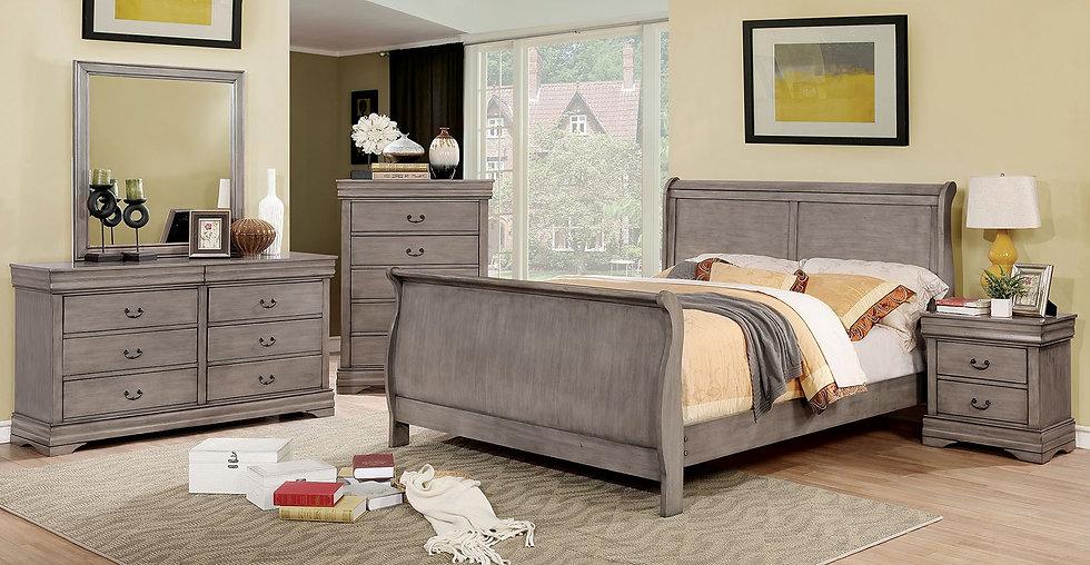 EUGENIA Bed Frame ( CM7598 )