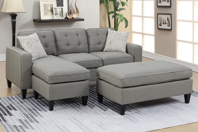 3-Pcs Sectional Sofa | F6576
