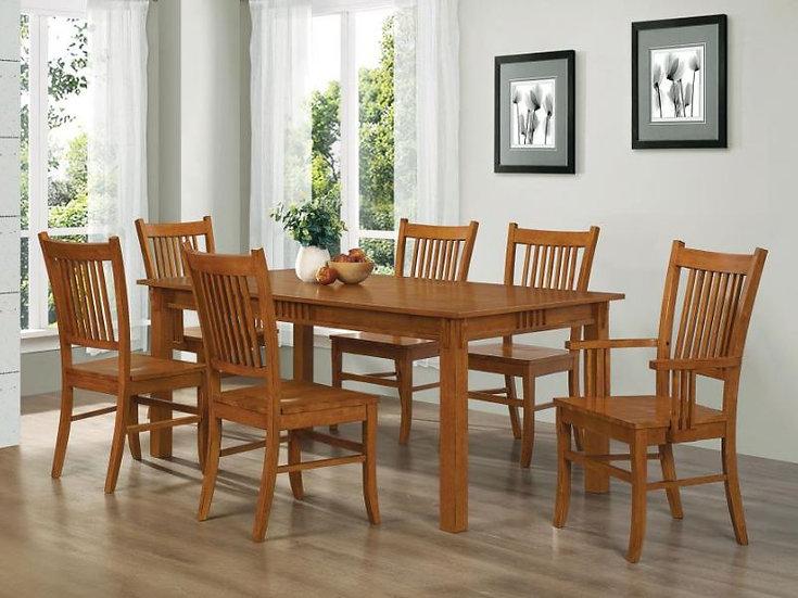 7 piece Dinning Set ( 100621-S7 )