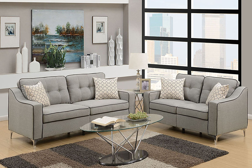 2-Pcs Sofa Set - F6891
