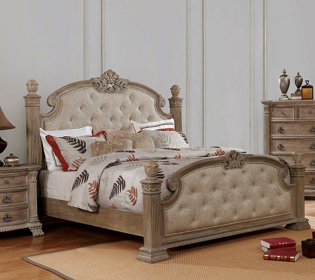 MONTGOMERY Bed Frame ( CM7800 )
