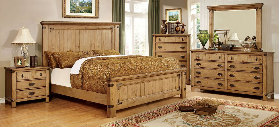 PIONEER Bed Frame ( CM7449 )
