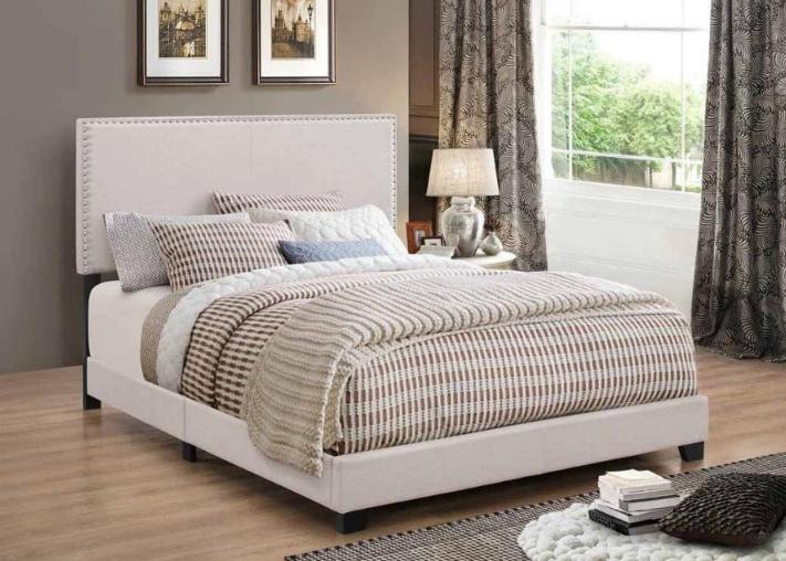Boyd upholstered bed frame
