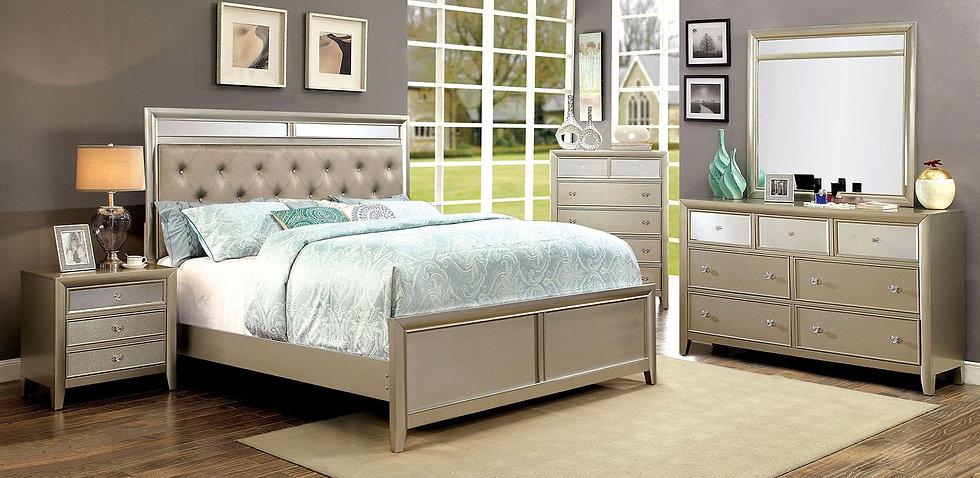 BRIELLA Bed Frame ( CM7101 )
