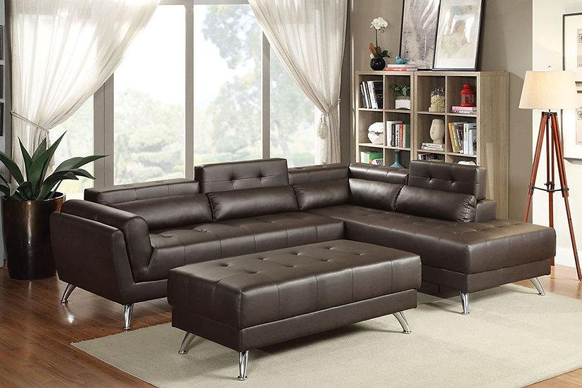 2-Pcs Sectional Sofa | F6976
