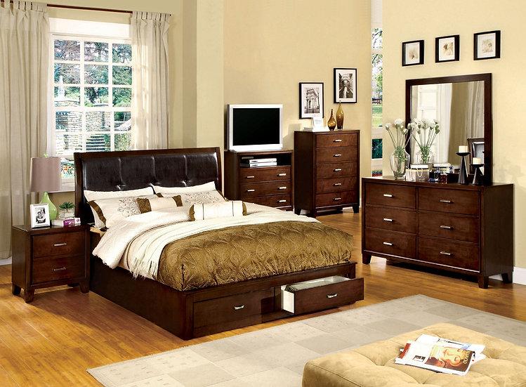 ENRICO Bed Frame ( CM7066)