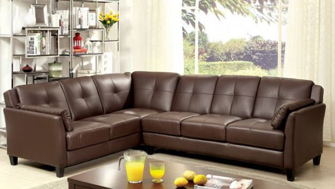 PEEVER SECTIONAL | CM6268