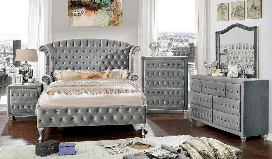 ALZIR Bed Frame ( CM7150 )