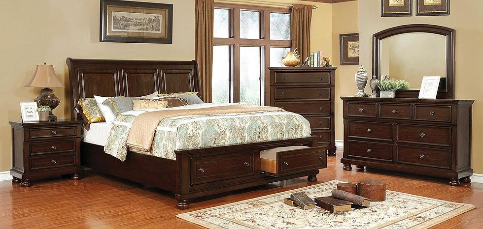 CASTOR Bed Frame ( CM7590 )