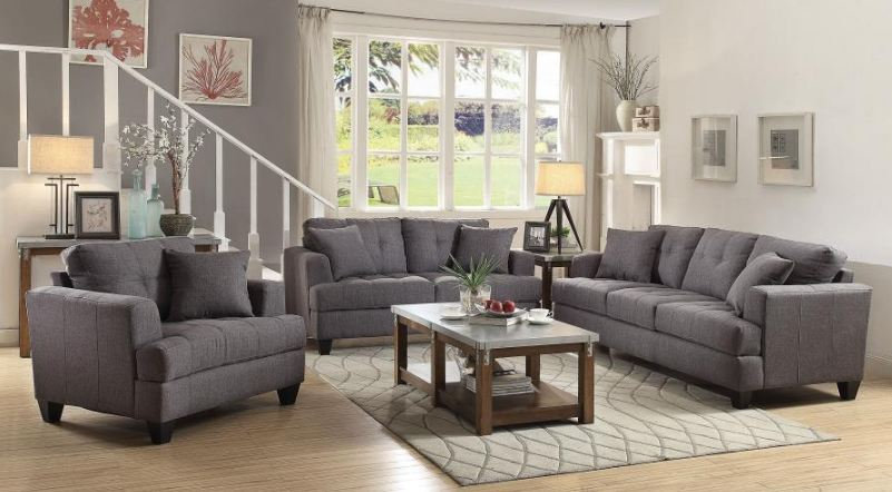 living room set 2 pieces ( 505175-S2 )