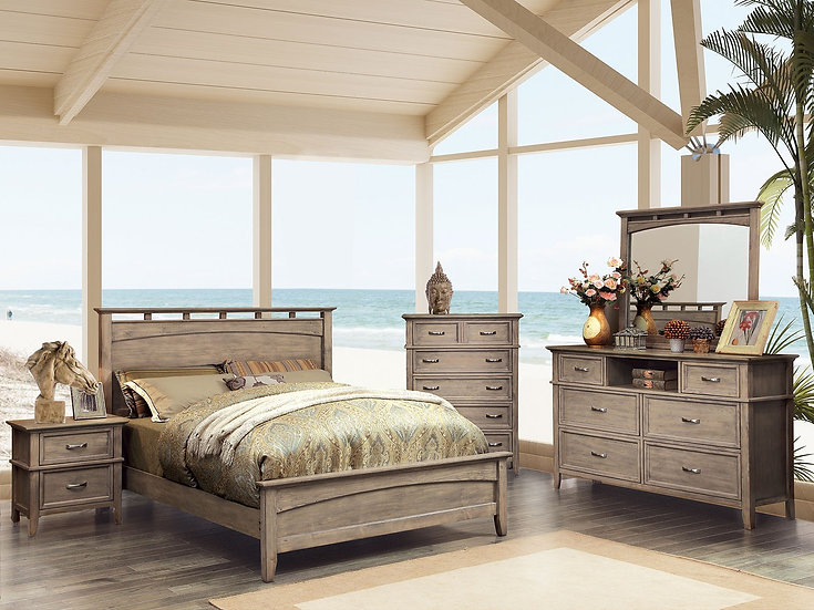 LOXLEY Bed Frame ( CM7351 )