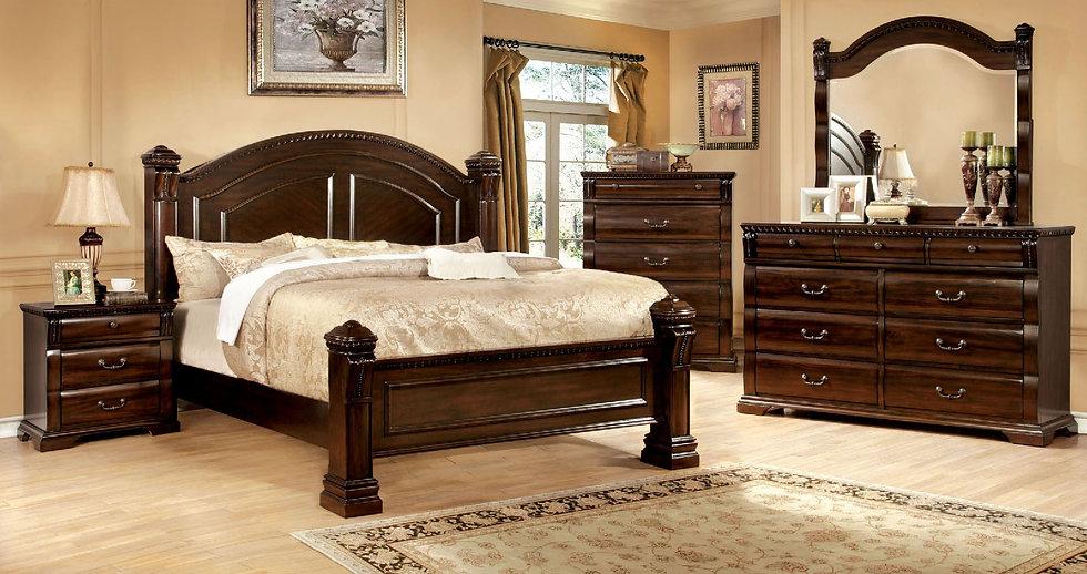 BURLEIGH Bed Frame ( CM7791 )