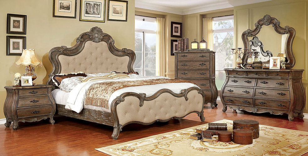 CURSA Bed Frame ( CM7664 )
