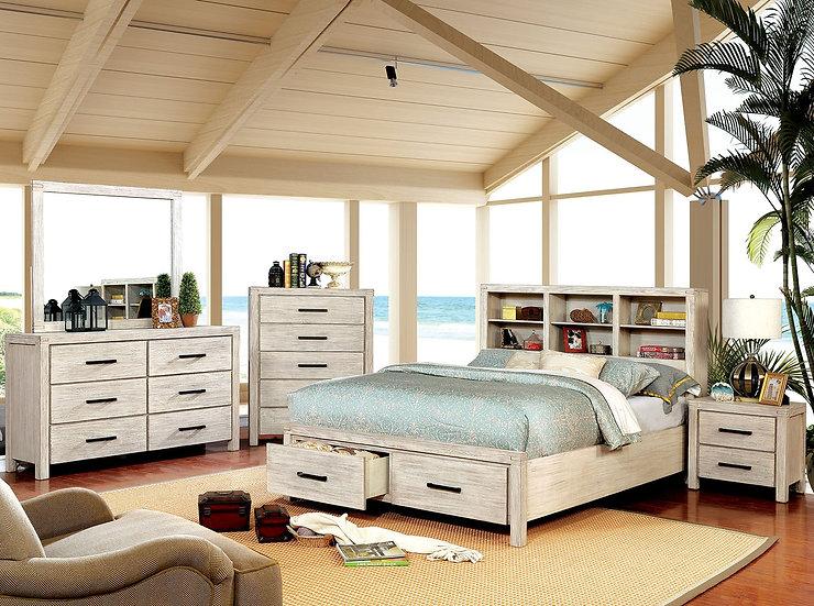 STRASBURG Bed Frame ( CM7384 )