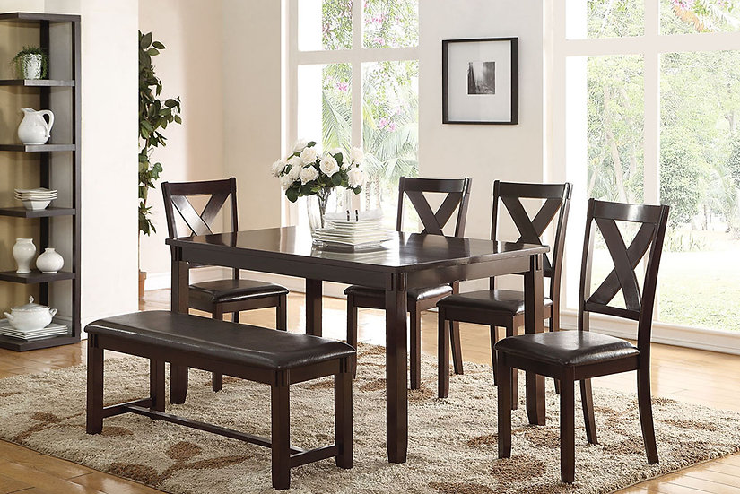6 piece Dinning Set ( F2297 )