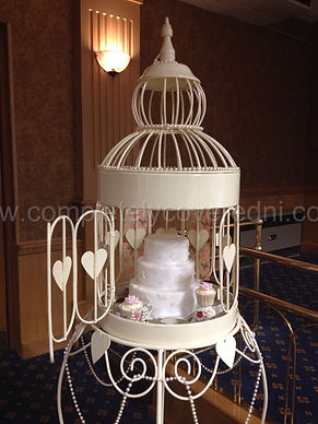 Cake Tables Church Amp Venue Wedding Decorations Northern