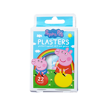 Peppa Plasters 2019 - - White.png