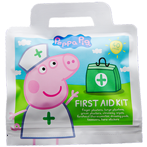 Peppa Pig First Aid Kit, kids first id kit