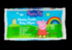 Peppa Pig Muddle Puddle Baby Wipes x56 -