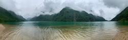Pano of Lago del Mis