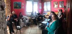 Women's Bible Study Pano