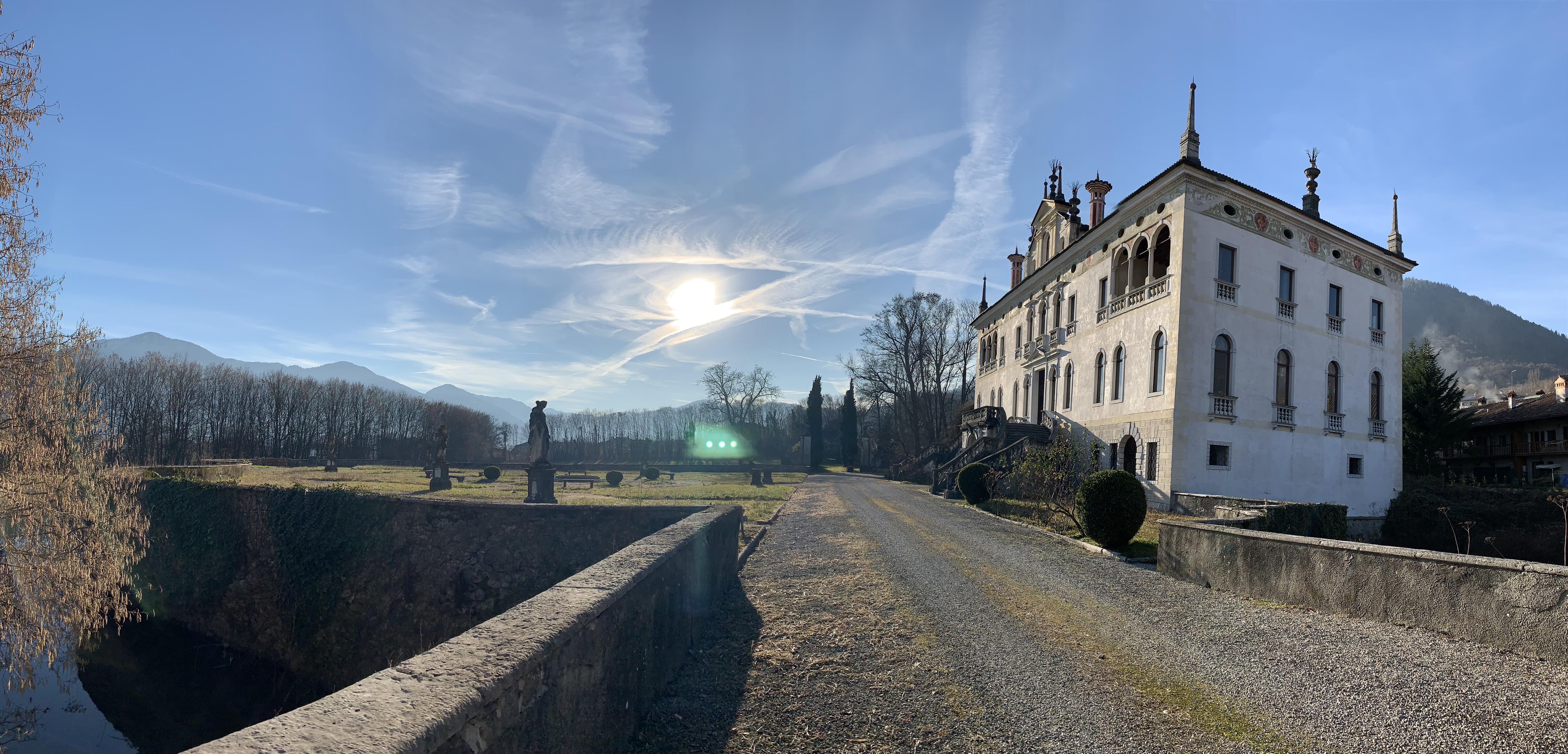 Villa Di Pedavena