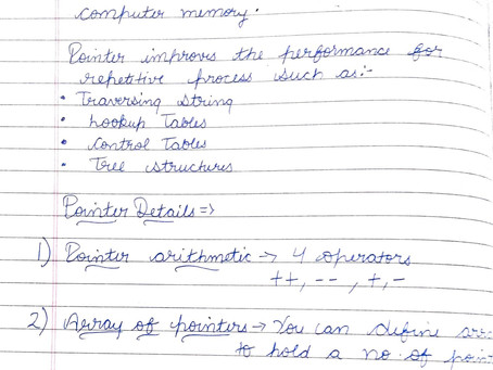 Pointers    Data Structures Notes    Fresher Side