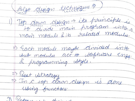Introduction to Algorithms    Data Structures Notes    Fresher Side